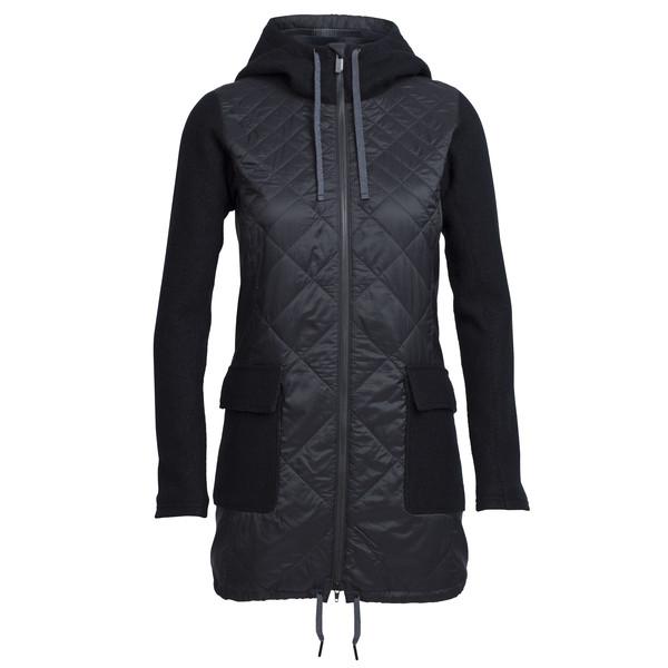 Icebreaker Departure Jacket Frauen - Übergangsjacke