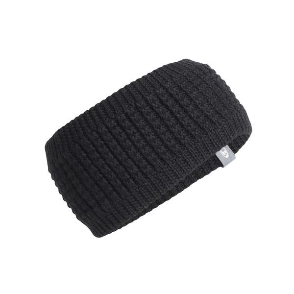 Icebreaker Affinity Headband Männer - Stirnband