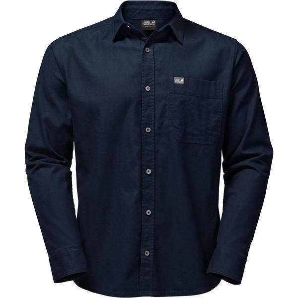 Jack Wolfskin River Shirt Männer - Outdoor Hemd