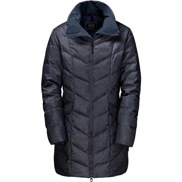 Jack Wolfskin Baffin Bay Coat Frauen - Daunenmantel