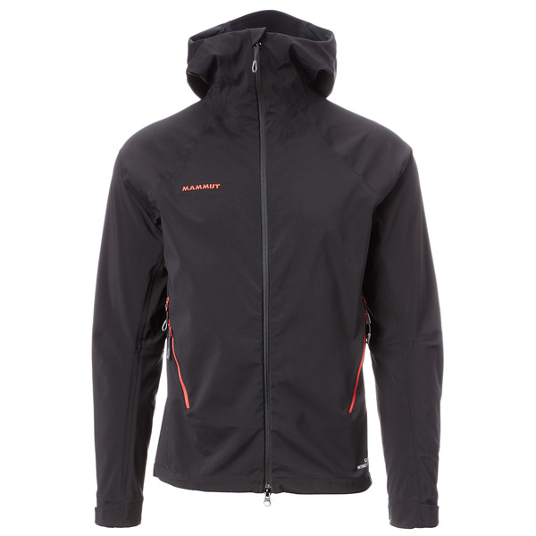 Mammut Ultimate Alpine SO Hooded Jacket Männer - Softshelljacke