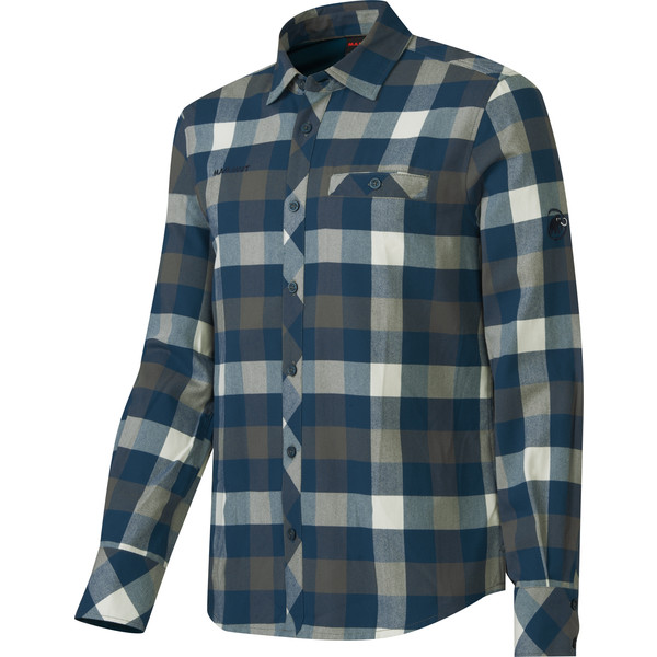 Mammut Belluno Winter Shirt Männer - Outdoor Hemd