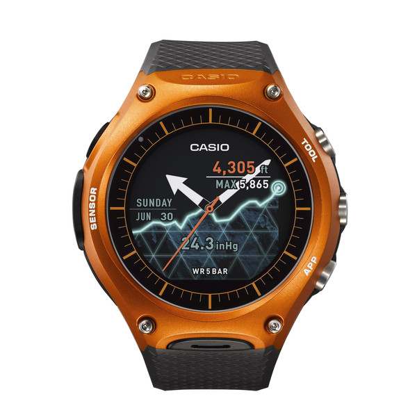 Casio Smart Outdoor Watch WSD-F10 - Outdoor Uhr