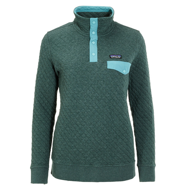 Patagonia Cotton Quilt Snap-T P/O Frauen - Sweatshirt