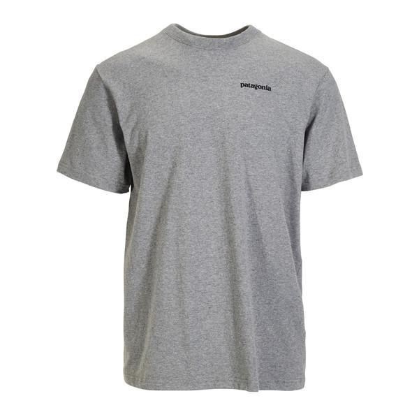 Patagonia P-6 Logo Cotton T-Shirt Männer - T-Shirt