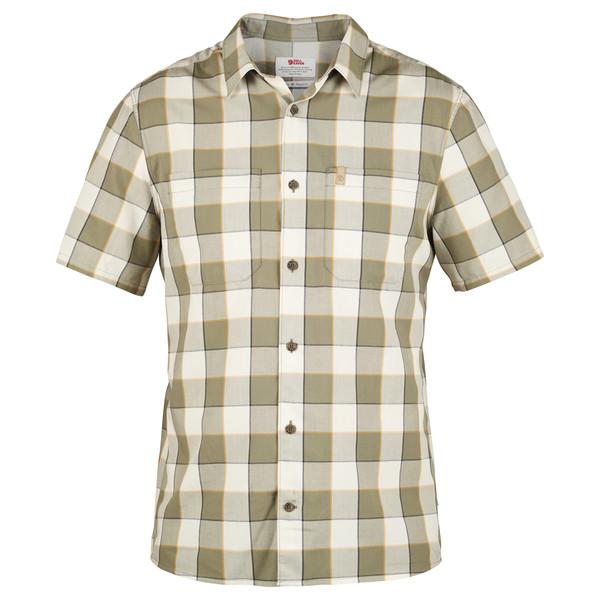 Fjällräven High Coast Big Check Shirt SS Männer