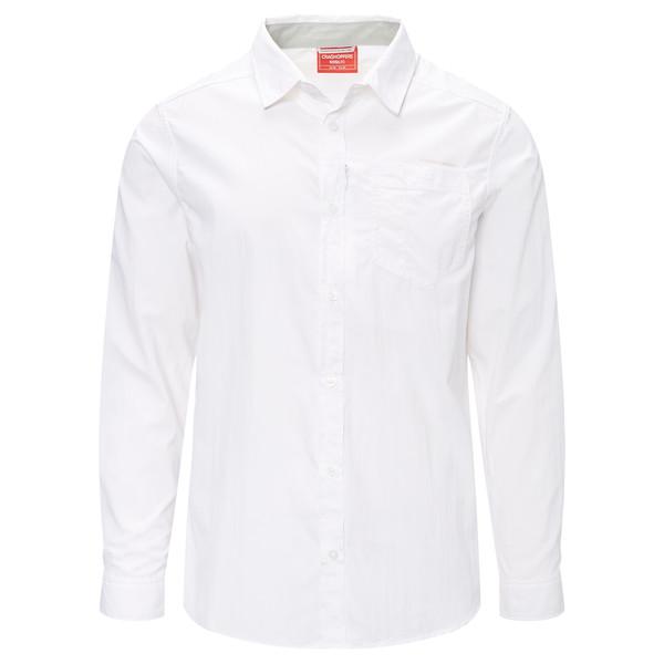 Craghoppers NosiLife Tatton L/S Shirt Männer - Outdoor Hemd