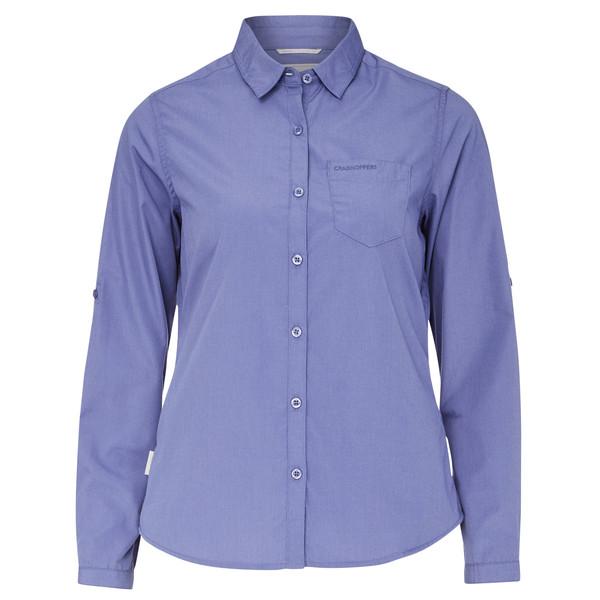 Craghoppers Kiwi L/S Shirt Frauen - Outdoor Bluse