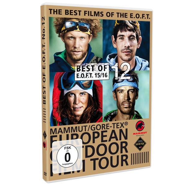 EOFT No.12 2015/2016 DVD
