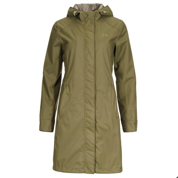 Tatonka Tabara Coat Frauen - Regenmantel