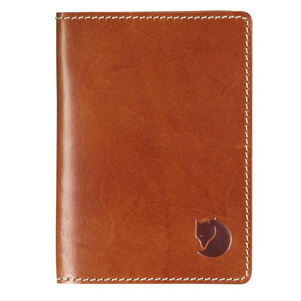 Fjällräven Leather Passport Cover - Wertsachenaufbewahrung