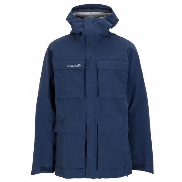 Norröna Svalbard Gore Tex Jacket Männer - Regenjacke