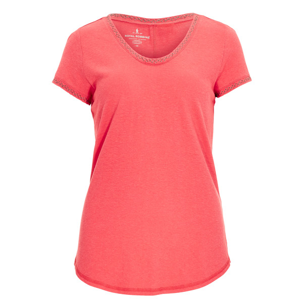 Royal Robbins Flynn S/S Frauen - T-Shirt