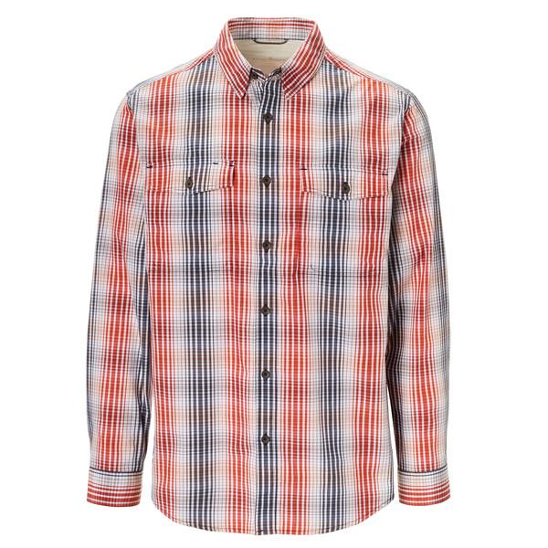 Royal Robbins Vista Chill Plaid L/S Männer - Outdoor Hemd