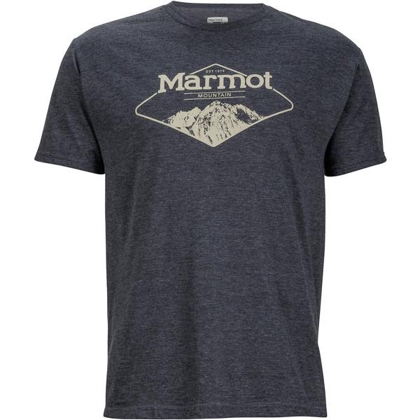 Marmot Mountaineer Tee SS Männer - T-Shirt