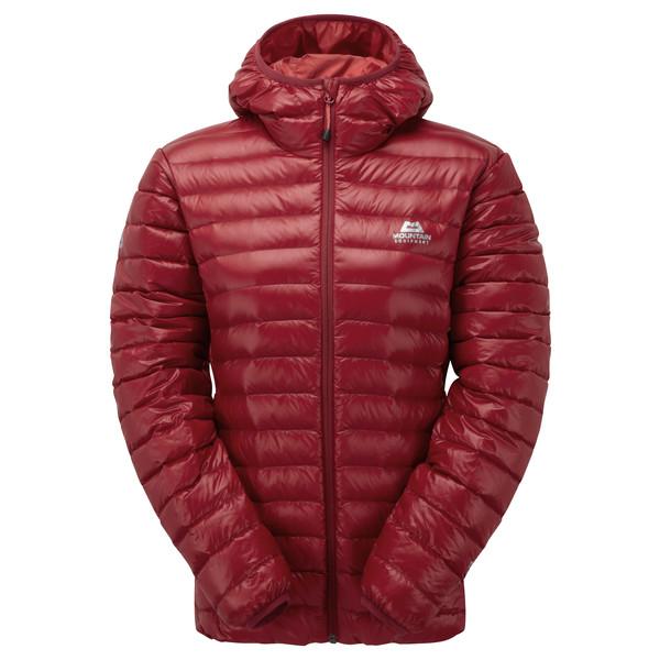 Mountain Equipment Arete Hooded Jacket Frauen - Daunenjacke