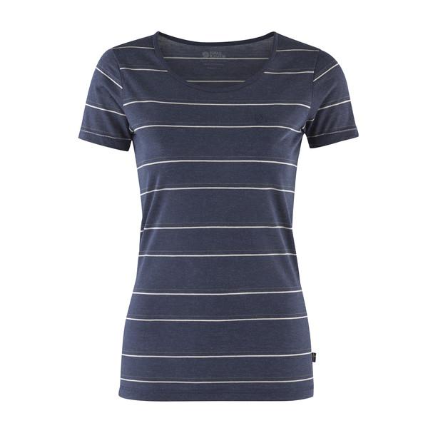 Fjällräven High Coast Stripe T-Shirt Frauen - T-Shirt