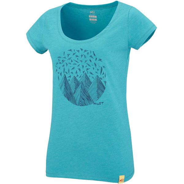 Millet LD Camp CattaTS SS Frauen - T-Shirt