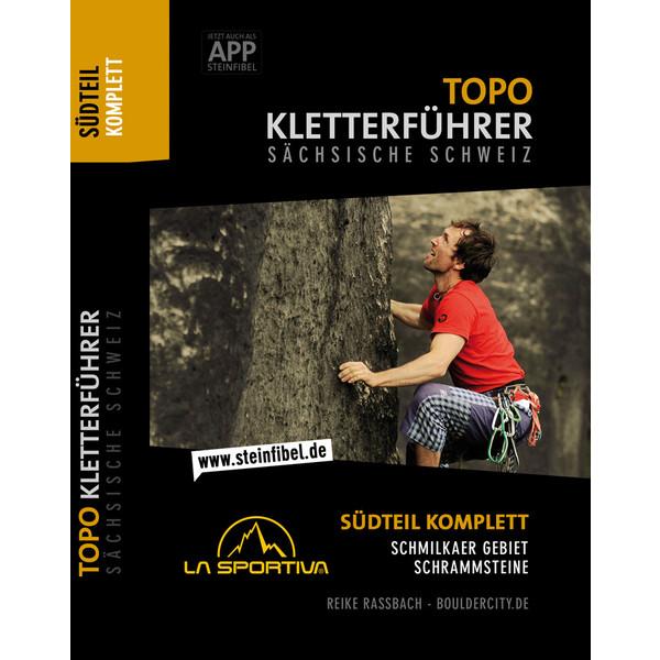 Kletterführer Sächsische-Schweiz Süd