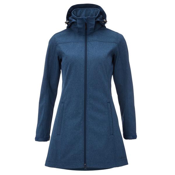 FRILUFTS Gardby Hooded Softshell Coat Frauen - Softshelljacke