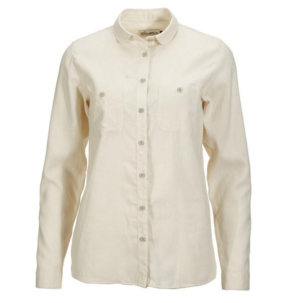 Tierra Kaiparo Hemp L/S Shirt Frauen - Outdoor Bluse