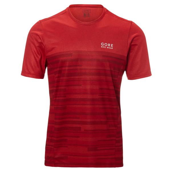 Gore Wear E Stripes Shirt Männer - Fahrradtrikot