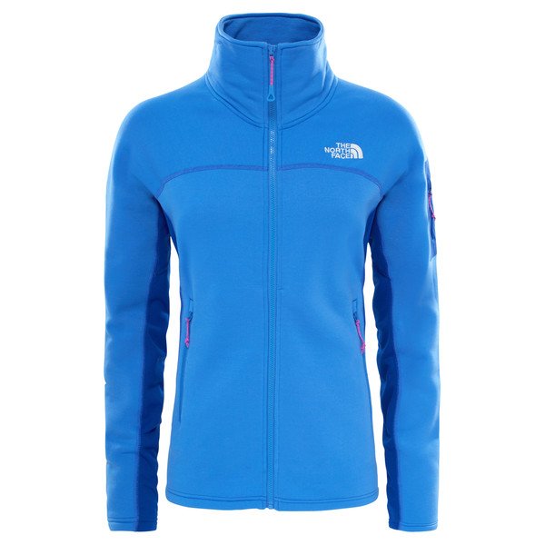 The North Face Flux Hybrid Jacket Frauen - Fleecejacke
