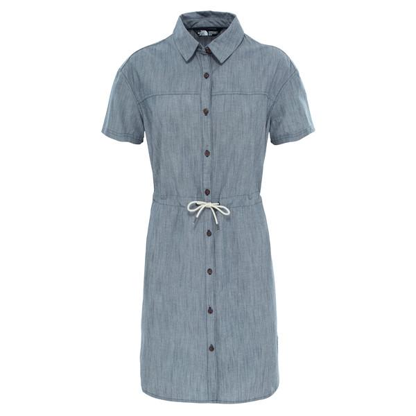 The North Face Cagoule Shirt S/S Frauen - Kleid
