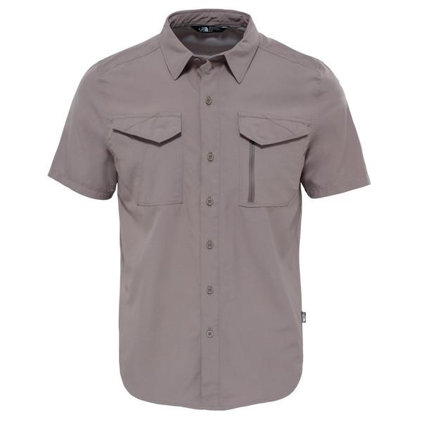 The North Face Sequoia Shirt S/S Männer - Outdoor Hemd