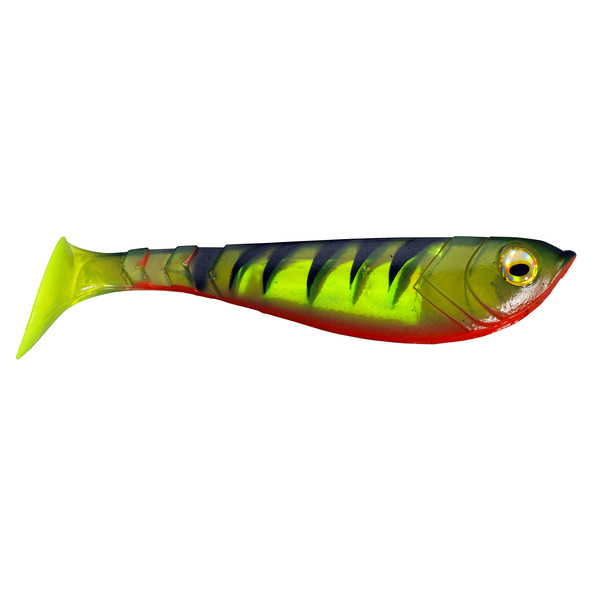 Berkley PULSE SHAD 8CM TIGER PRAWN 25-PACK