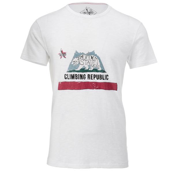 Red Chili Repu T-Shirt Männer - T-Shirt