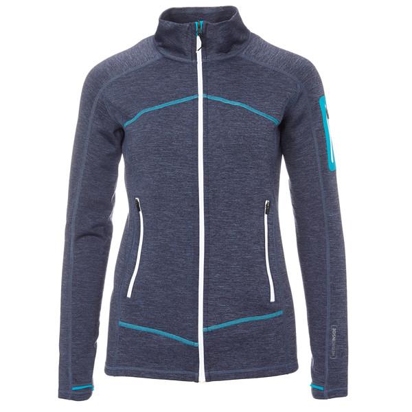 Ortovox Fleece Light Melange Jacket Frauen - Fleecejacke