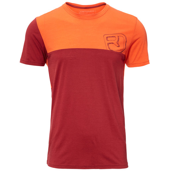 Ortovox 150 Cool Logo T-Shirt Männer - Funktionsshirt