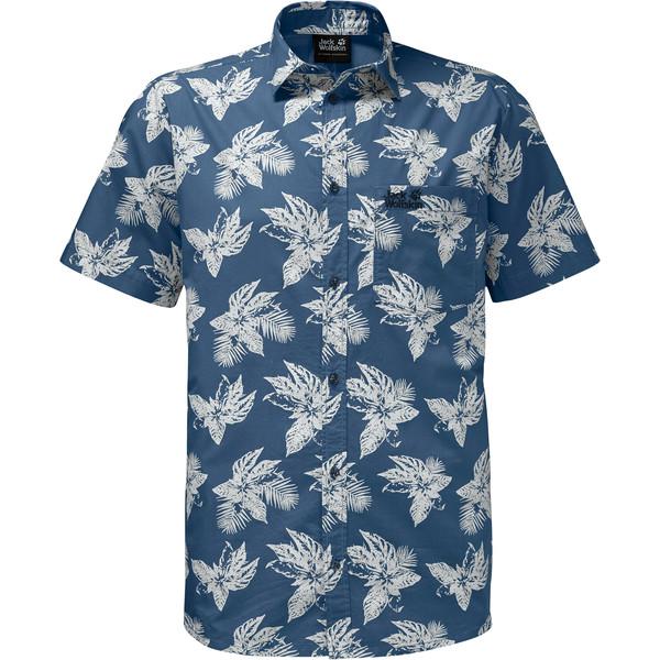 Jack Wolfskin Hot Chili Tropical Shirt Männer - Outdoor Hemd