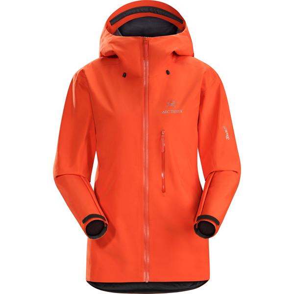Arc'teryx Alpha FL Jacket Frauen - Regenjacke