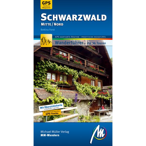 MMV Wanderführer Schwarzwald Mitte/Nord