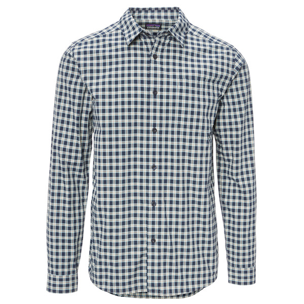 Patagonia L/S Fezzman Shirt - Slim Fit Männer - Outdoor Hemd