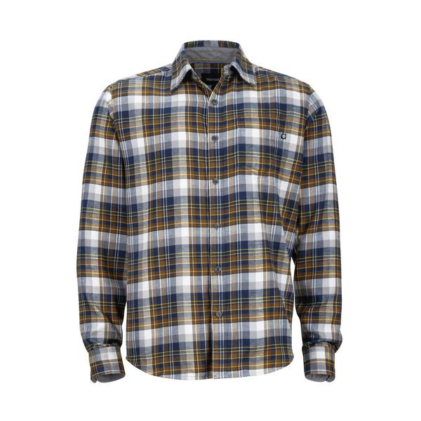 Marmot Fairfax Flannel L/S Männer - Outdoor Hemd
