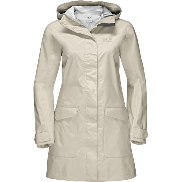 Jack Wolfskin Crosstown Raincoat Frauen - Regenjacke