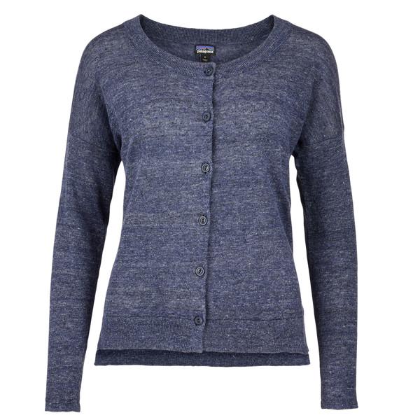 Patagonia LW Linen Cardigan Frauen - Sweatshirt