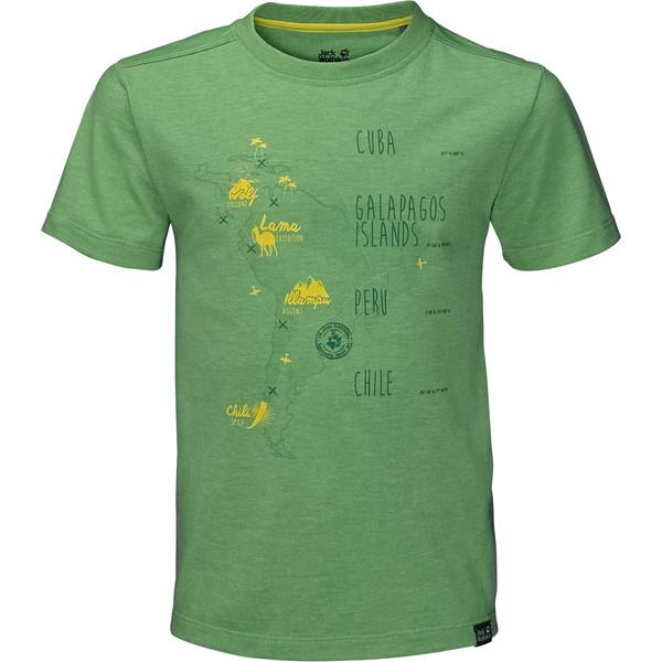 Jack Wolfskin Journey Kinder - T-Shirt