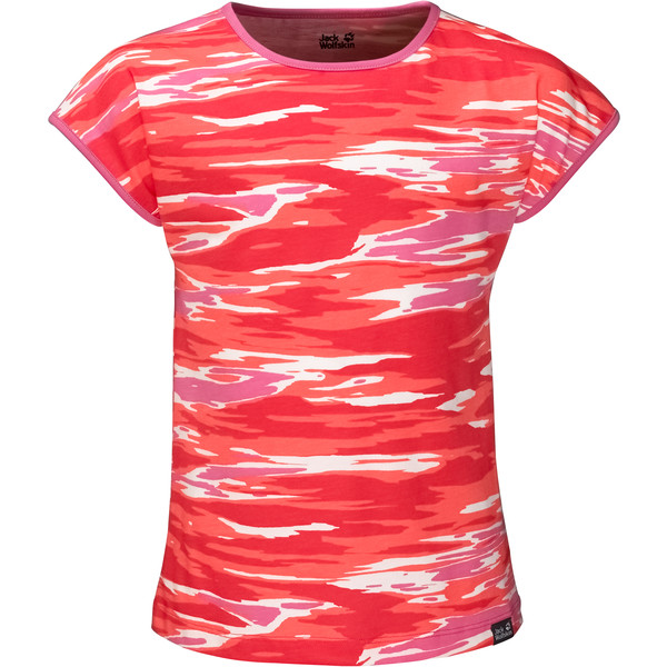 Jack Wolfskin Coastal Wave Kinder - T-Shirt