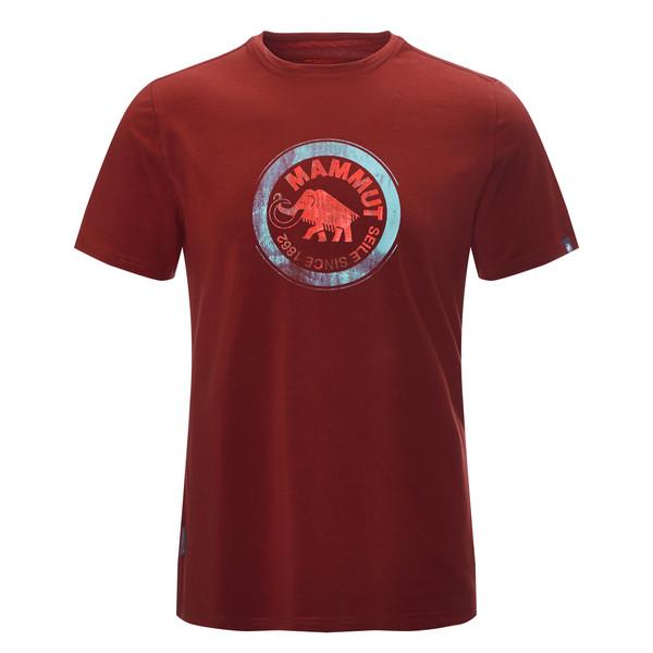 Mammut Seile T-Shirt Männer - T-Shirt