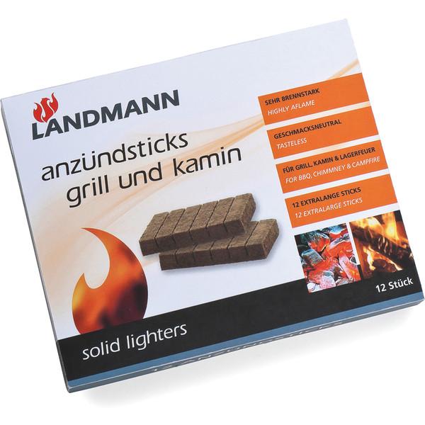Landmann Anzündsticks Grill + Kamin 12 Riegel - Feuerstarter