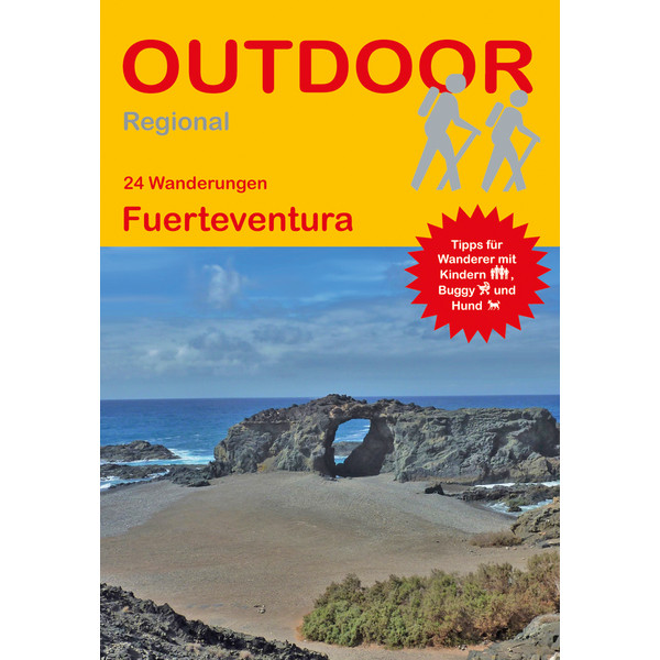 24 Wanderungen Fuerteventura