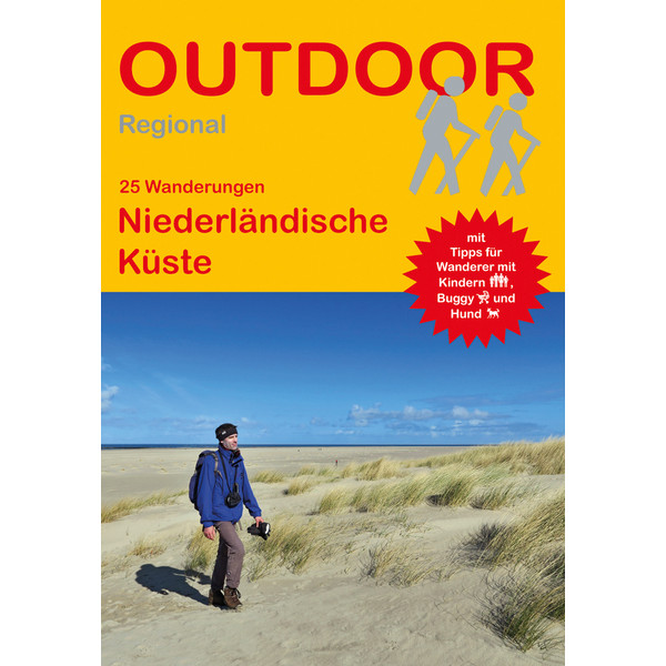25 Wanderungen Niederländische Küste