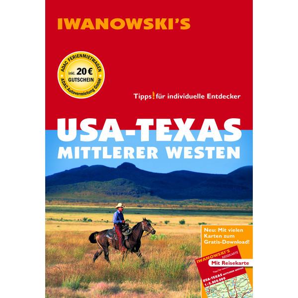 Iwanowski USA-Texas & Mittlerer Westen