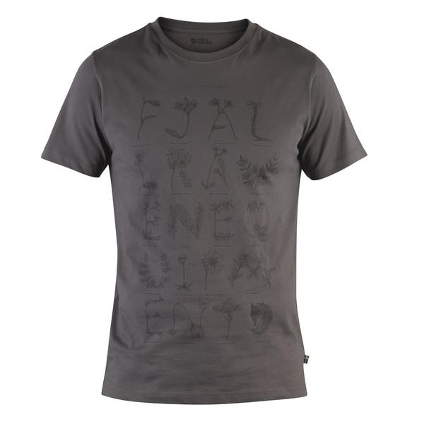 Fjällräven Alphabotanical T-Shirt Männer - T-Shirt