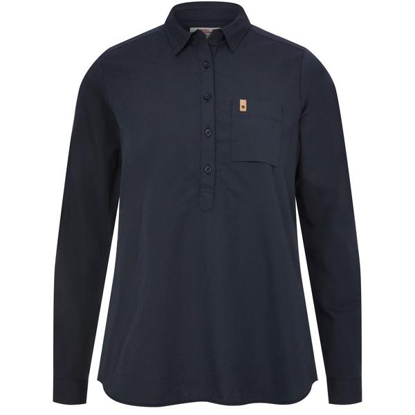 Fjällräven Kiruna Lite Shirt LS Frauen - Outdoor Bluse