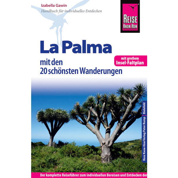 RKH La Palma mit 20 Wanderungen